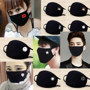 Reusable Washable Cotton Anti Pollution Dust Face Mask
