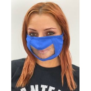 Transparent Mouth Face Mask